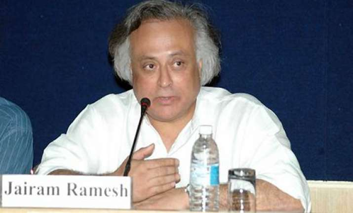 ramesh refers mp coal block clearanance to gom