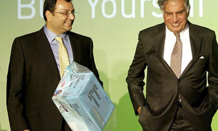 ratan tata s bye bye on dec 28 tells cyrus mistry be your