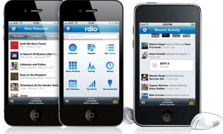 rdio acquires dhingana to launch in india later this year