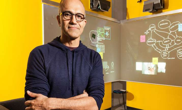 read microsoft ceo satya nadella s first e mail to employees