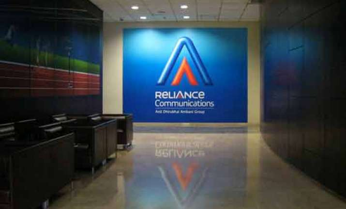 reliance communication subsidiary raises about rs 2 100 cr