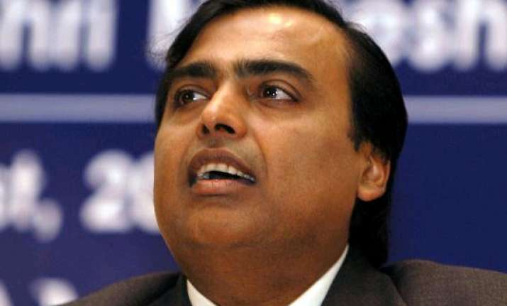 reliance industries sees net profit of rs.21 984 crore in
