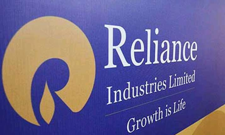 reliance industries shares up over 5 hits 52 week high
