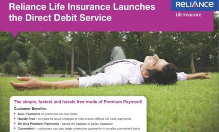 reliance life insurance unveils new distribution channel
