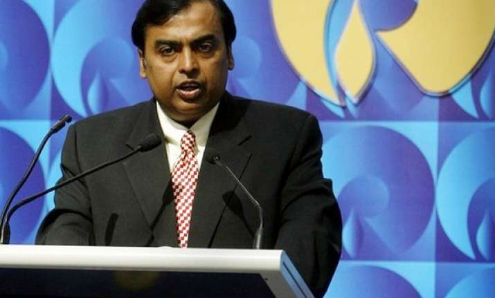 reliance to consider buyback stock soars 5 pc