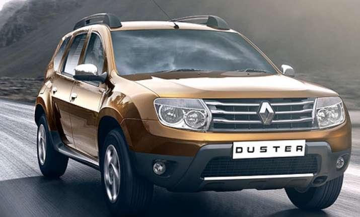 renault launches duster rxz plus diesel variant