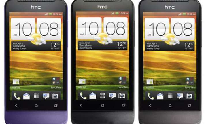 review htc one v