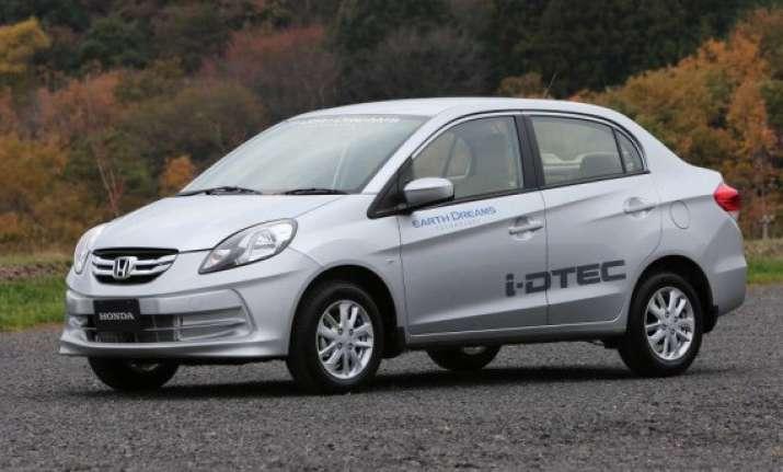review honda s new diesel car amaze