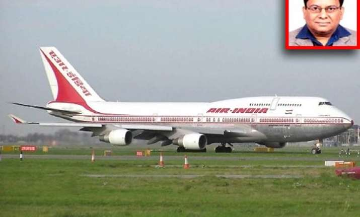 rohit nandan new air india chief jadhav removed