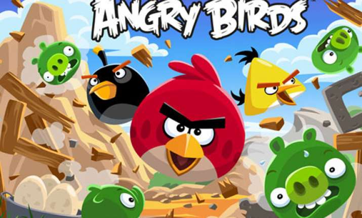 rovio partners with sony pictures for distribution of angry