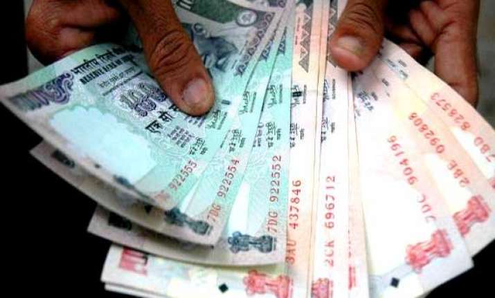 rupee at 11 mth high as bjp sweeps election up 50 p vs usd
