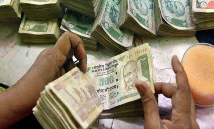 rupee depreciates further by 28 paise to 61.83 against