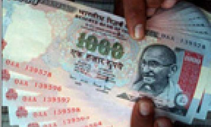 rupee may hit 65 in the absence of sovereign or nri bond
