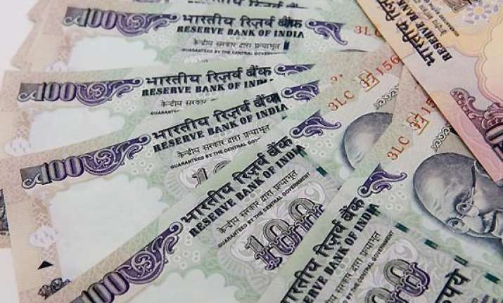 rupee rises from record low zooms 225 paise to 66.55 vs