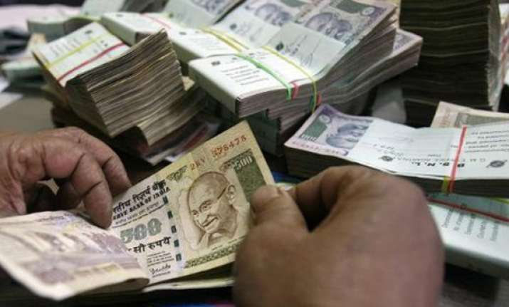 rupee sinks to an all time low of 64.15 against us dollar