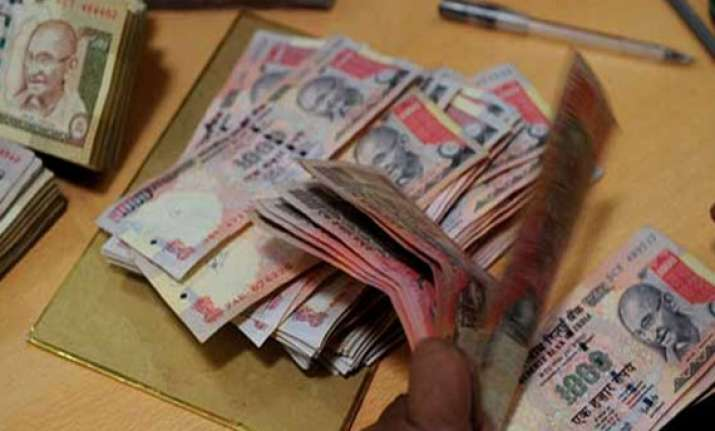 rupee up 6 paise against dollar in morning trade