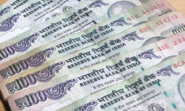 rupee down 30 paise at 51.71/72 against dollar
