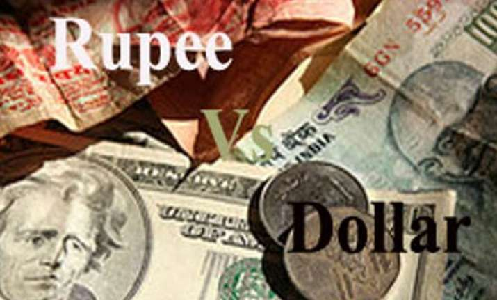 rupee down 16 paise vs dollar snaps two sessions gaining
