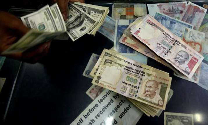 rupee down by 9 paise vs dollar at 50.78/79