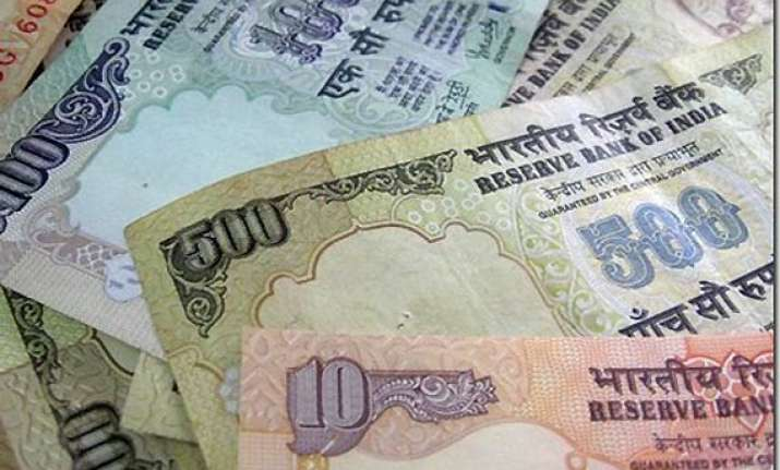 rupee down to 5 month low
