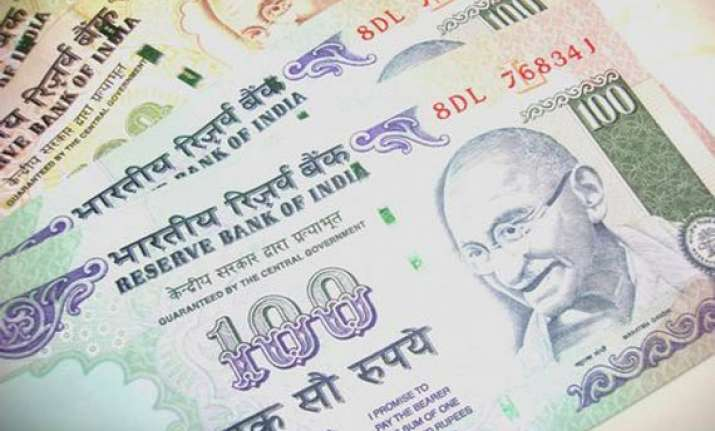 rupee down by 22 paise on fresh dollar demand