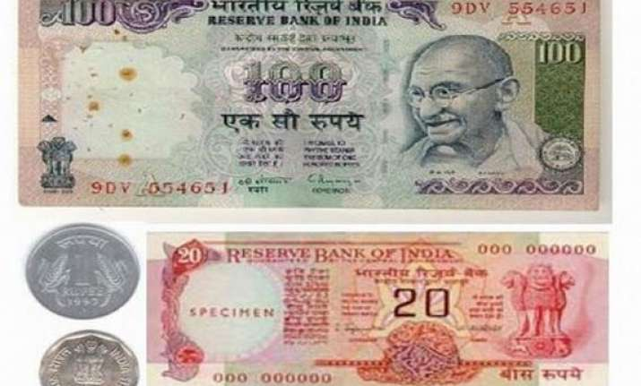 rupee at 32 month low vs dlr falls 37 paise on weak equities
