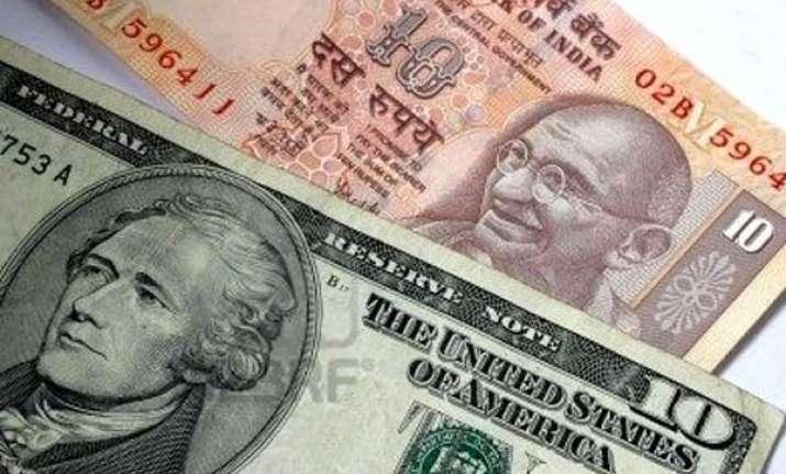 rupee snaps losing streak up 25 paise vs dollar