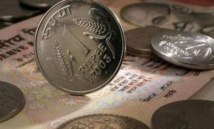 rupee up by 2 paise against us dollar in early trade
