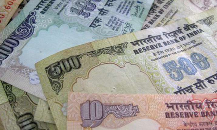 rupee up 8 paise against us dollar in early trade