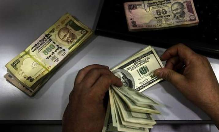 rupee down 29 paise against dollar in early trade