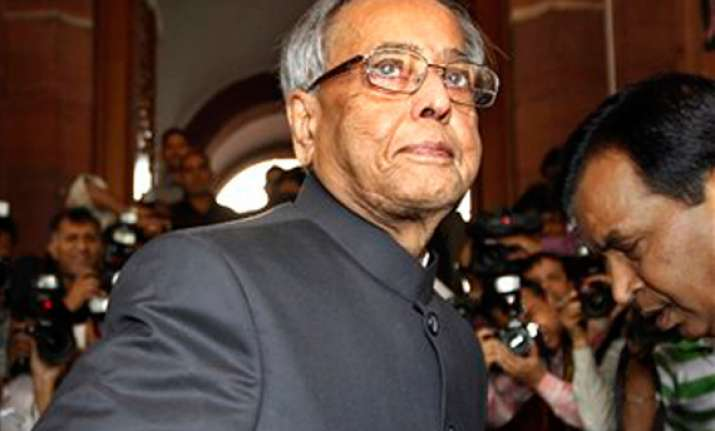 rupee volatility is a concern says pranab