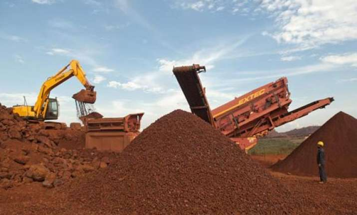 sc mulls appointing panels to look into iron ore mining in