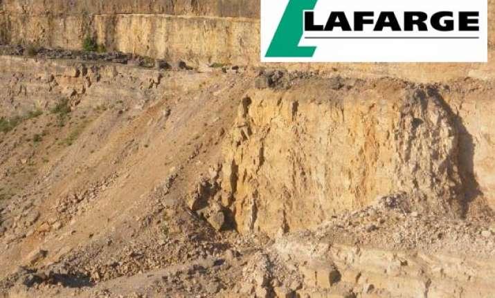 sc nod to lafarge to mine limestone in meghalaya