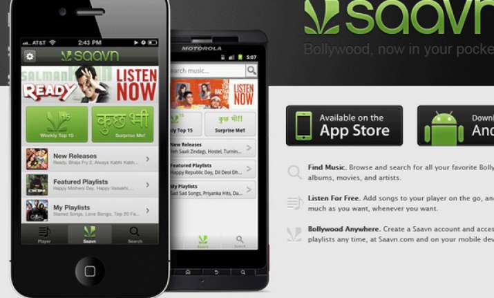 saavn adds english music to its catalogue brings over 250