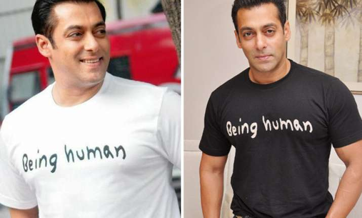 salman khan to launch being human s clothing line in uae