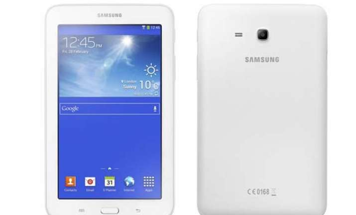 samsung galaxy tab3 neo tablet now available at rs 16 750
