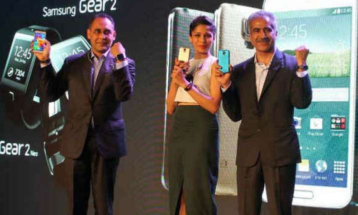 samsung galaxy s5 launched in india