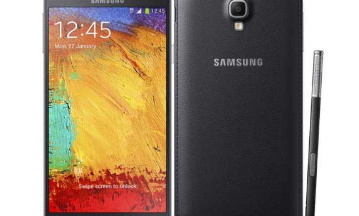 samsung galaxy note 3 neo now available in india at rs 38