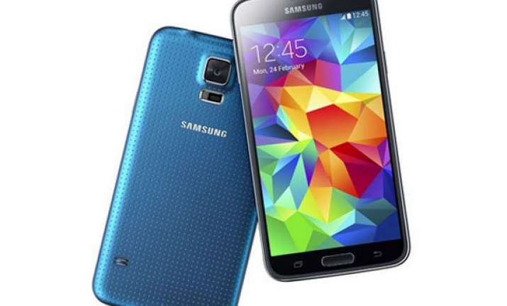 samsung galaxy s5 to cost rs 51 500 in india