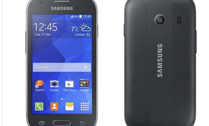 samsung galaxy ace style with android 4.4 kitkat launched