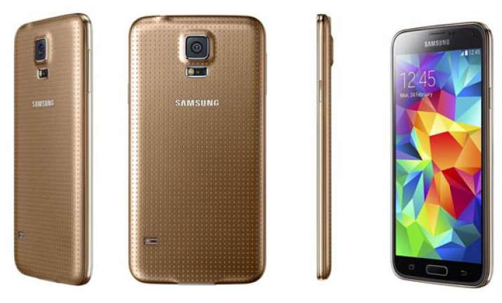 samsung galaxy s5 copper gold variant now available in