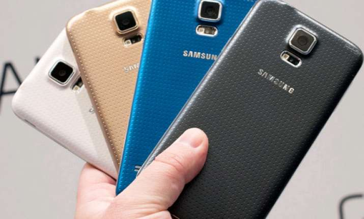 samsung galaxy s5 mini launched with fingerprint and heart