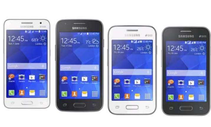 samsung galaxy core 2 with android 4.4 kitkat launched in