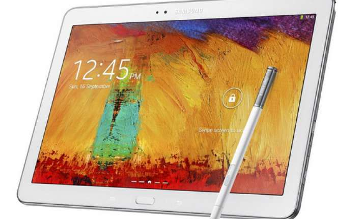 samsung galaxy note 10.1 2014 edition launched for rs 49
