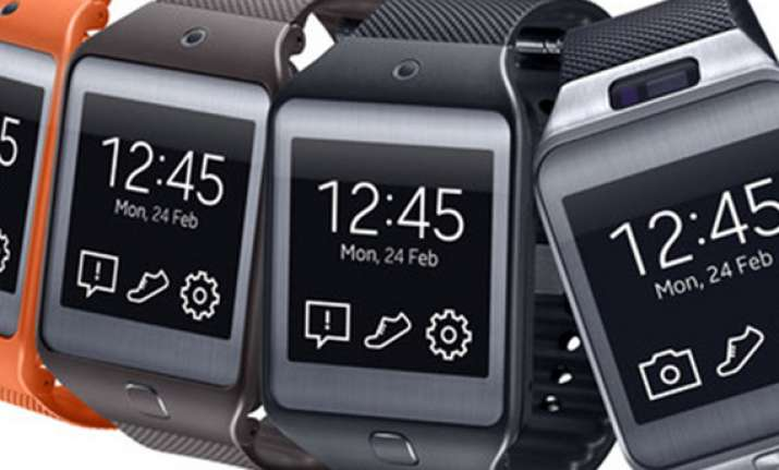 samsung launches gear 2 and gear neo 2 android out tizen os