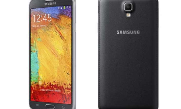 samsung galaxy note 3 neo launched in india for rs 40 900
