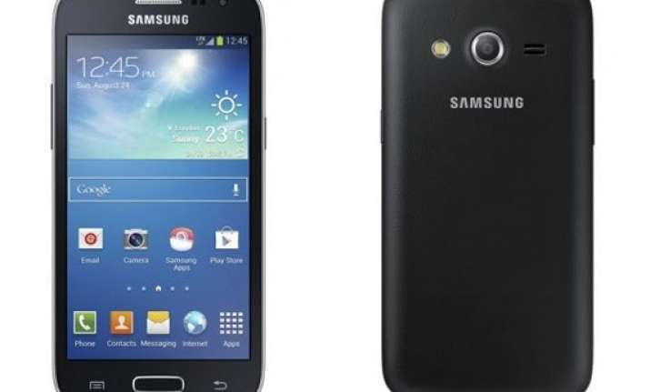 samsung launches galaxy core lte