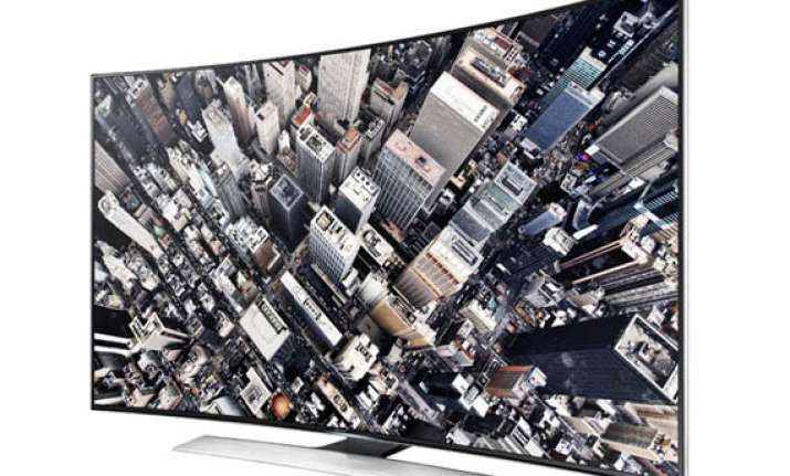 samsung launches 65 inch curved 4k tv at rs 4 49 900