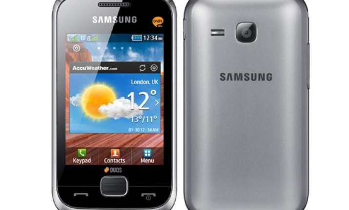 samsung launches rex series feature phones starting rs 4 280