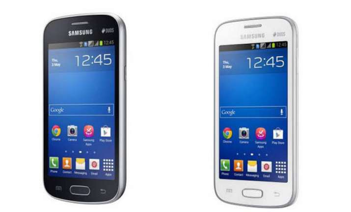 samsung launches two budget smartphones priced under rs 8